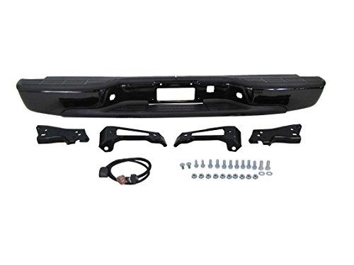 03 silverado rear bumper - 7