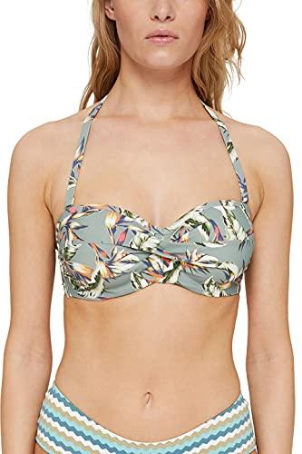 ESPRIT Bodywear Damen Panama Beach NYRpadded Bandeau BC Bikini, 345, 44F