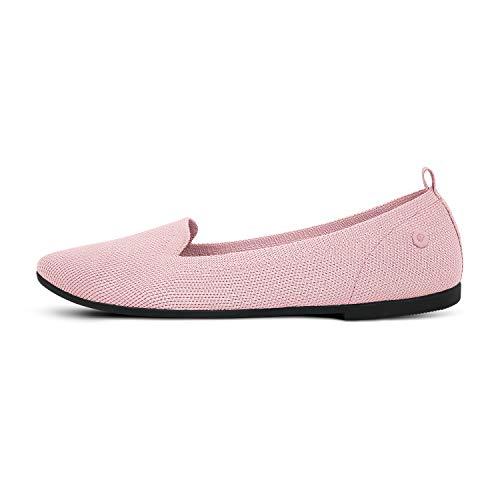 GIESSWEIN Ballet Flats Pointy - Spitze Ballerinas für Damen, Eleganter Sommerschuh aus recycelten PET-Flaschen, Ballerina Schuhe, Komfortable Slipper