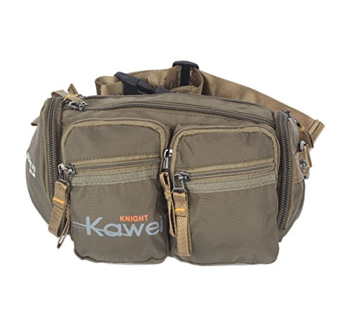 Fanny Pack taille sac en nylon innturt nombreuses poches Large-Army Green