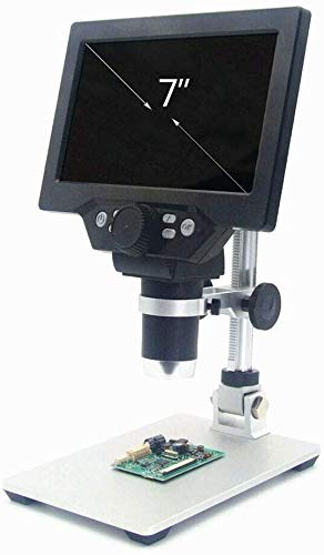 Adoner G1200 12MP 7' HD Digital Microscope 1-1200X Continuous Zoom Magnifier