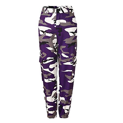 N\P Pantalones casuales de otoño e invierno para mujer
