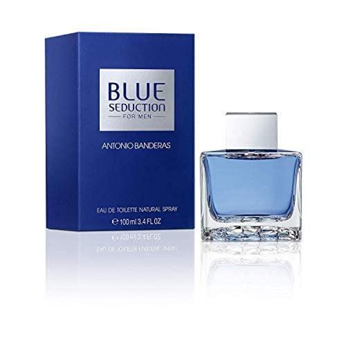 Antonio Banderas Blue Seduction Agua de toilette con vaporizador - 50 ml