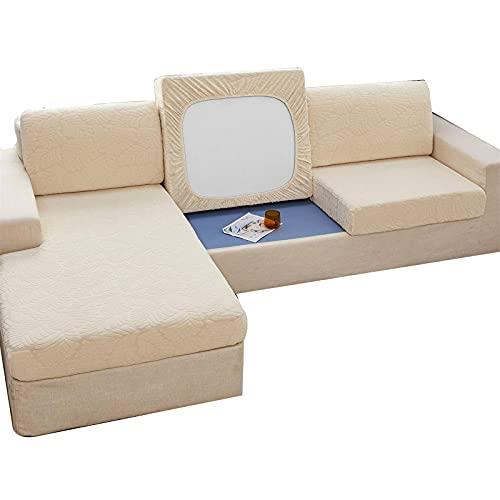 DOSN - Funda de cojín de sofá, extensible, funda de cojín para silla