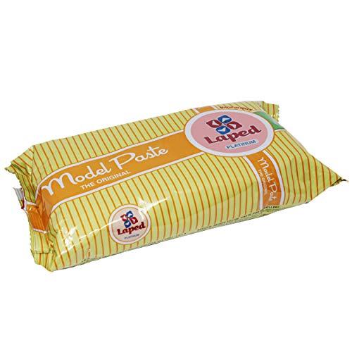 MODEL PASTE Pasta di zucchero colori vari 1kg - LAPED (rosa)