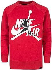Nike Jumpman Classics Crew Sudadera para Niño - 956287-R78