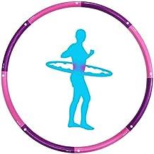 Smart Hula Hoop Foam Oefening Hula Hoop,gewicht te verliezen maken dunne taille Oefening Aerobic Exercise 6/7/8 Sections D...