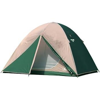 キャプテンスタッグ(CAPTAIN STAG) キャンプ用 ドーム テント キャリーバッグ付 CS 270UV [ 5-6人用]M-3132