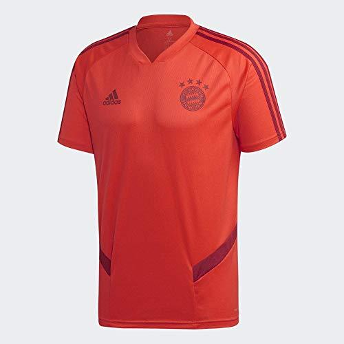 adidas Herren FCB Tr JSY Unterhemd, Rojbri/Maract, L