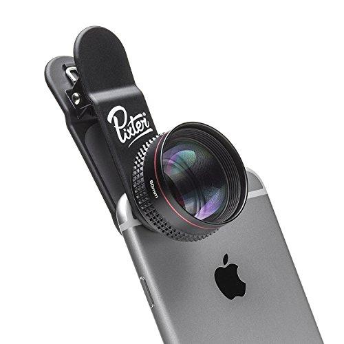 Pixter Objectif Photo pour Smartphone - Telephoto
