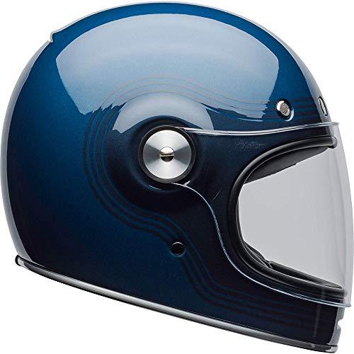 BELL HELMET BULLITT DLX FLOW LIGHT BLUE/DARK BLUE S
