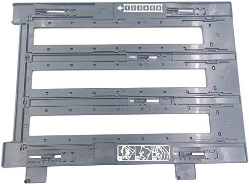 Durevole Parti della stampante 1PC X 35 Mm Supporto per striscia di pellicola Supporto per striscia di pellicola per scanner fotografico negativo Supporto per diapositive Adatto per Epson Perfection V