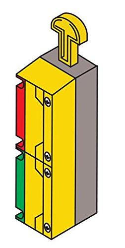 Abb-entrelec – inbouwdoos + gesloten contactcontact is2