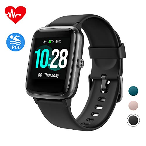 Best Prices! Fitpolo Fitness Tracker, Smart Watch Step Trackers with Heart Rate Monitor, IP68 Waterp...