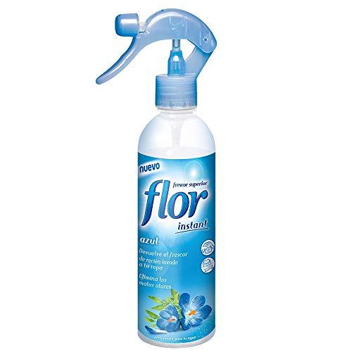 Flor Instant Perfumador para la ropa, fragancia azul