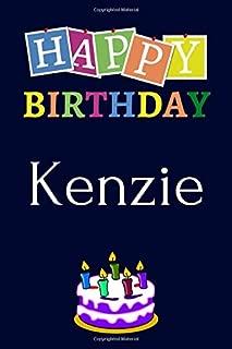happy birthday kenzie