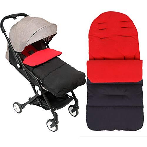 Anntry Footmuff, bolsa de dormir para bebé, universal, para niños pequeños con cochecito, cochecito anexo. Estera para pies.