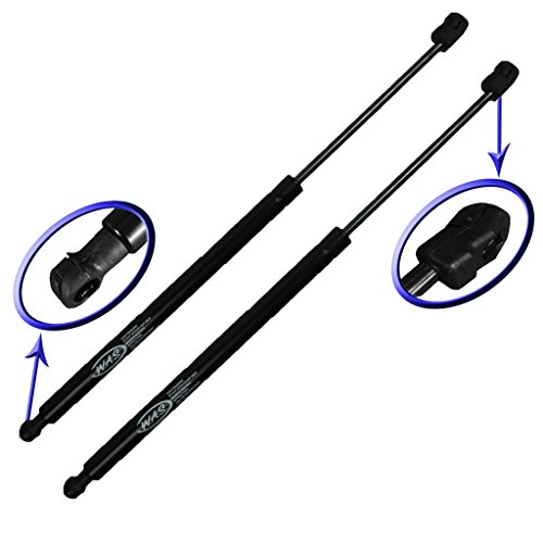 Two Front Hood Gas Charged Lift Supports for 2004-2010 Infiniti QX56. Left and Right Side. WGS-230-2