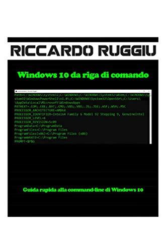 Windows 10 da riga di comando: Guida rapida alla command-line di Windows 10