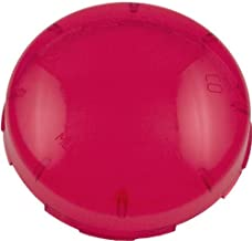 Pentair 79108900 Red Kwik-Change Plastic Snap-on Color Lens Cover Replacement SpaBrite/AquaLight Pool and Spa Light