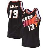 Steve Nash Phoenix Suns #13 Black Youth 8-20 Soul Hardwood Classic Swingman Jersey (8)