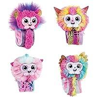 Little Live Pets- Fashion Wraps, 1 Mascota Interactiva Wrapple, 4 Modelos De Colores ALEATORIOS