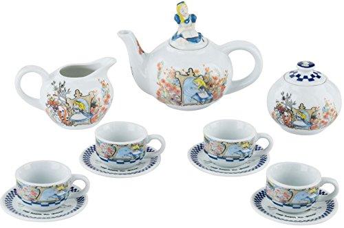Cardew Alice en el país de las maravillas–a través del cristal en miniatura tetera taza juego de té