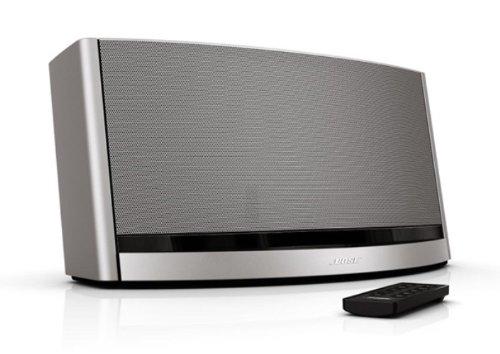 Bose ® SoundDock ® 10 Digital Music System, silber