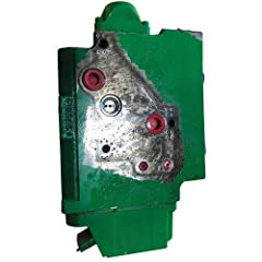 Compatible with John Deere Tractor(s) 7200R (s/n 010001-earlier), 7210R (s/n 093999-earlier), 7215R (s/n 010000-earlier), 7230R (s/n 010001-earlier), 7250R (s/n 093999-earlier), 7260R (s/n 010001-earlier), 7270R (s/n 093999-earlier), 7280R (s/n 01000...