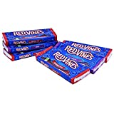 Red Vines Licorice Variety Pack, Red and Grape Flavor, 5oz Trays (6 Pack), Soft & Chewy Candy Twists