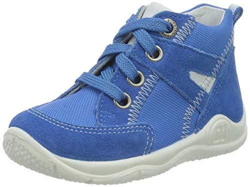 Superfit Unisex Baby Universe Sneaker, Blau (Blau/Weiss 81), 23 EU