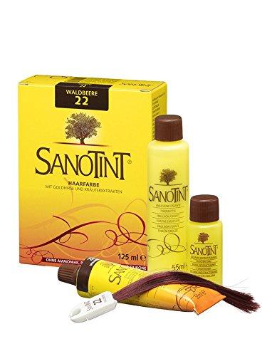 SANOTINT® Haarfarbe Nr. 22 ?Waldbeere? (125 ml)