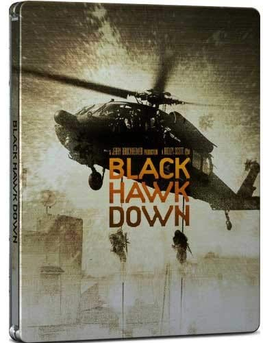 Black Hawk Down - Blu Ray Steelbook