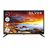 TV LED SILVER 32' HD Ready Smart Android