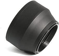Moligh doll CAP HOOD CPL FLD Graduated Lens Filter Rubber Hood 72mm