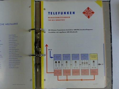 Mit Silizium-Transistoren bestückter AM/FM-Zwischenfrequenz-Verstärker mit regelbarer AM-Mischstufe