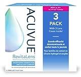 Complete Revitalens Big Pack, 3 x 360 ml solución combinada para lentes de contacto