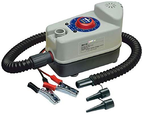 Bravo Elektro-Luftpumpe BTP 12 12 V Durchflussmenge 160 l pro Minute