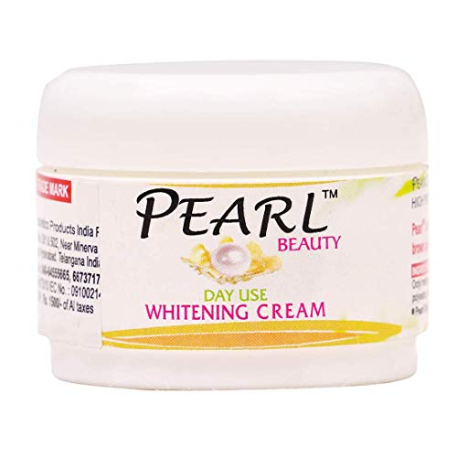 Pearl Fairness Day Cream cream protects the skin from Tanning it gives very good skin tightening and young look.