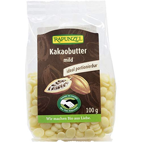 Rapunzel Kakaobutter-Chips, mild (100 g) - Bio