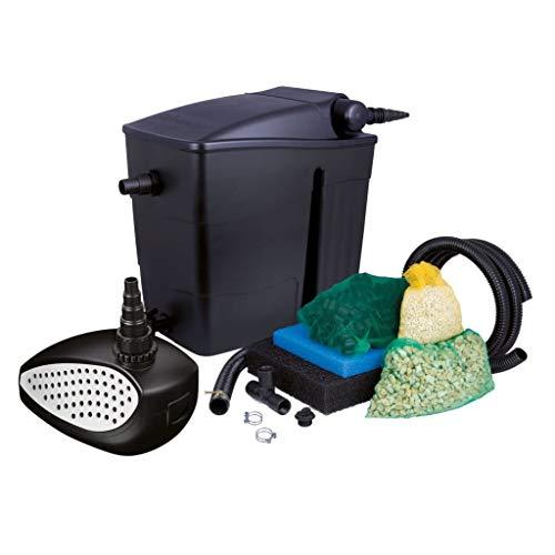 Ubbink Set: Teichfilter Filtramax 12500 Plus