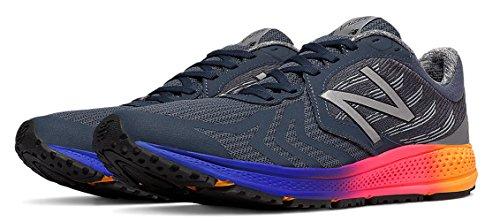 New Balance Vazee Pace V2 - Zapatillas para correr para hombre, Azul (Gris oscuro/Multi), 40.5 EU