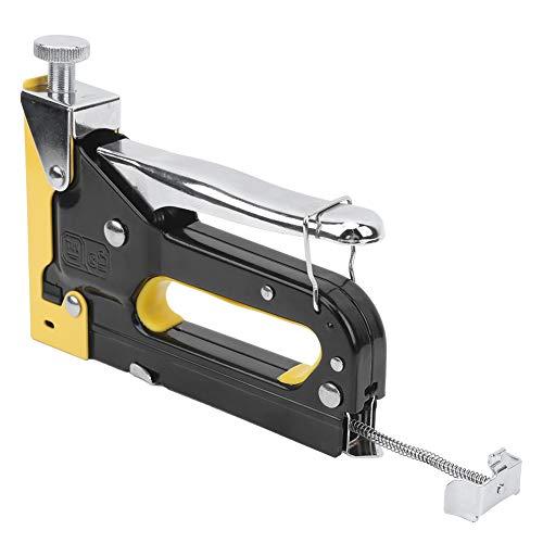 Alta resistencia 3 en 1600 capacidad de clavos pistola de grapas de clavado rápido tapicería de herramientas industriales para marco de fotos