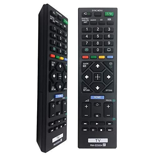 Mando a Distancia Universal RM-ED054 para Sony LCD TV para KDL-32R420A KDL-40R470A KDL-46R470A Mando a Distancia