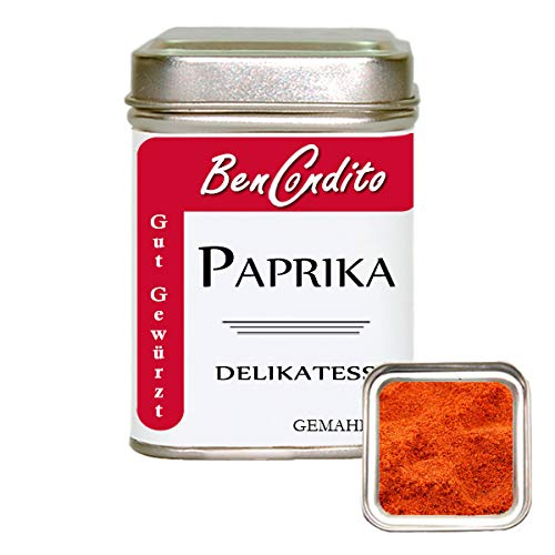 Paprika Delikatess - fein gemahlenes Ungarisches Paprikapulver 100 Gr.