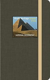 National Geographic Notizbuch Pyramids