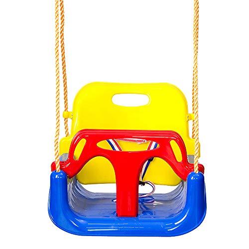 GoodFaith Kunststoff Schaukel Multifunktionale Babyschaukel hängenden Korb für Indoor Outdoor Babys Kinder Spielzeug