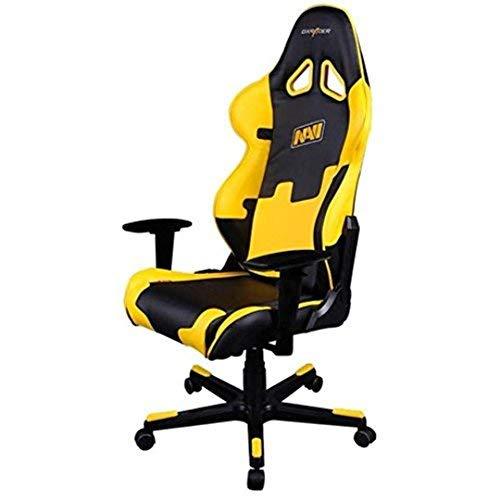 DXRacer Chefsessel Gaming RE21schwarz und Gelb