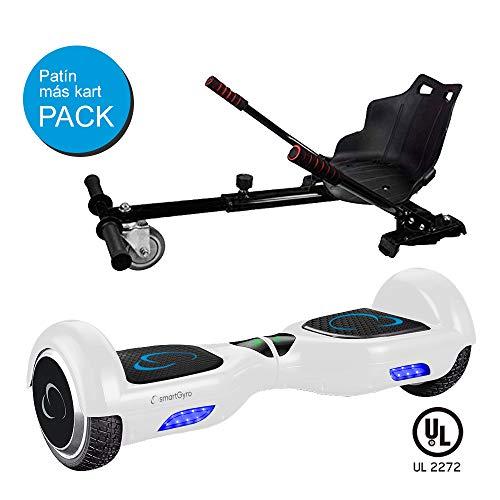 Pack SmartGyro X2 UL Más Go Kart