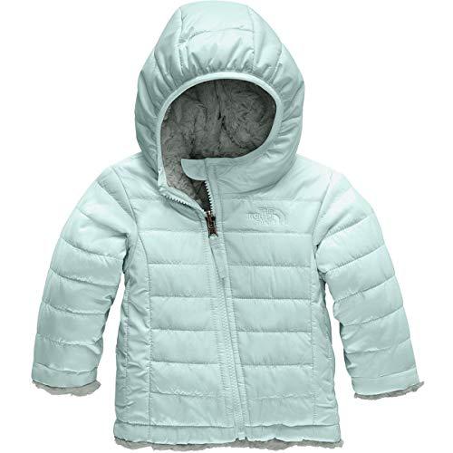 The North Face - Sudadera reversible con capucha para bebé (niño)